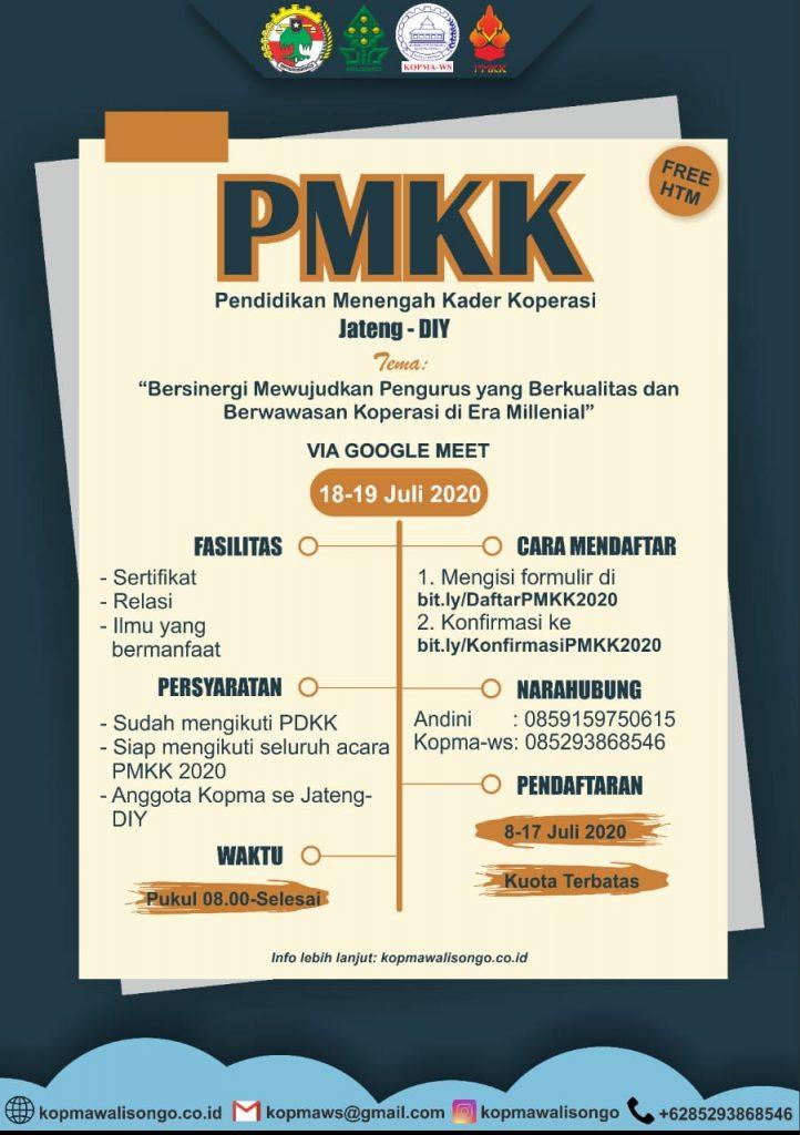 Pamflet PMKK UIN WS 2020